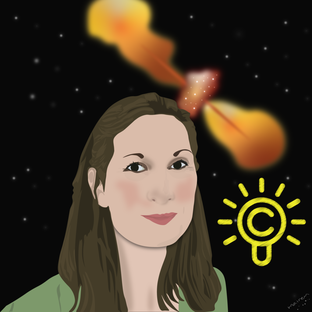 Cornelia Müller, astrophysicist