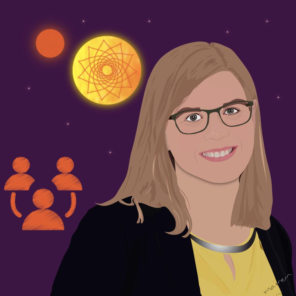 Valentina Schmid, astronomer