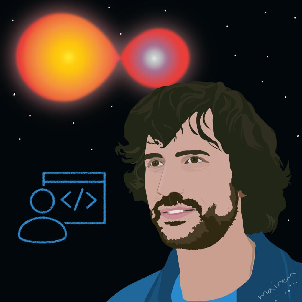 Sebastian Ohlmann, astrophysics